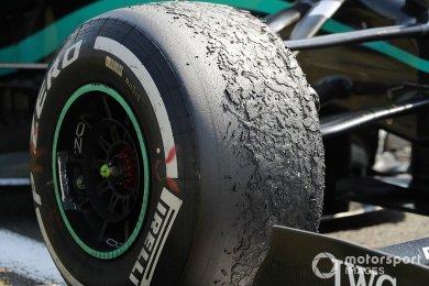 """Mercedes: """"Lastik sorununu çözmezsek, İspanya'da da sorun yaşarız"""""""