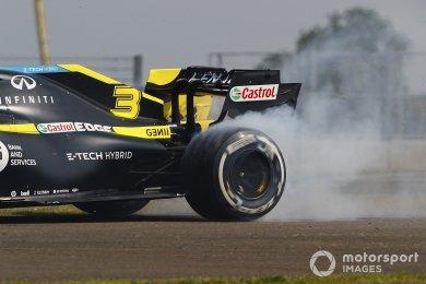 """Ricciardo: """"Attığım 'Seb' spini, Renault için yaraya tuz bastı"""""""