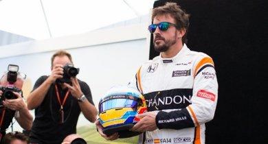 "Fernando Alonso: ""Yarışın tadını çı..."