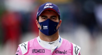 F1 pilotu Sergio Perez koronavirüsü...