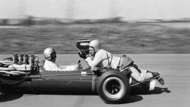 Bizleri Formula 1 dünyasının içinde...