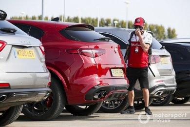 """Raikkonen: """"Ferrari'deki baskı, diğ..."""