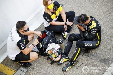 Ricciardo, güçlü formunu Sochi'de d...