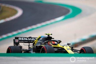"""Ocon: """"Renault ile çalışma açısından en iyi dönemi geçiriyorum"""""""