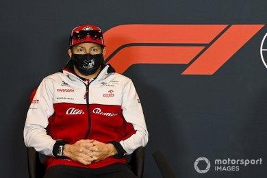 "Raikkonen: ""Alfa'da kalma kararı zo..."
