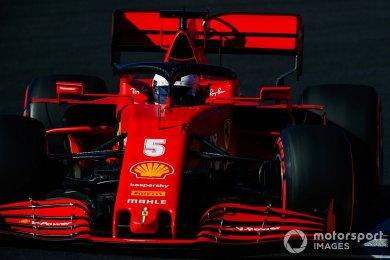 "Vettel: ""Ferrari'nin tek sorunu mot..."