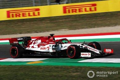 """Giovinazzi: """"Raikkonen hâlâ F1'in e..."""