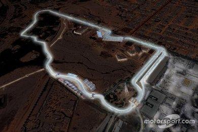 Formula E, Suudi Arabistan'da gece ...