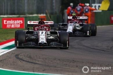 """Giovinazzi: """"Raikkönen'den öğrendiklerim F1'deki gelişimimi ilerletecek"""""""