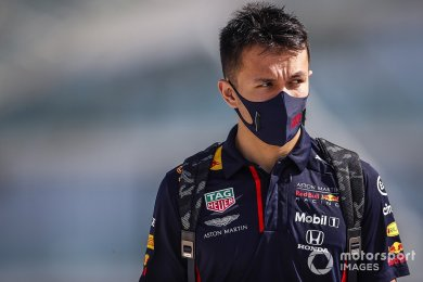 "Albon: ""Red Bull, RB16'daki sorunla..."