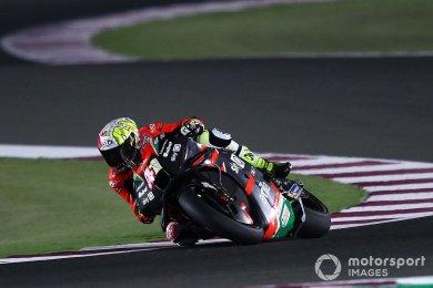 2021 Katar MotoGP testlerinin ilk g...